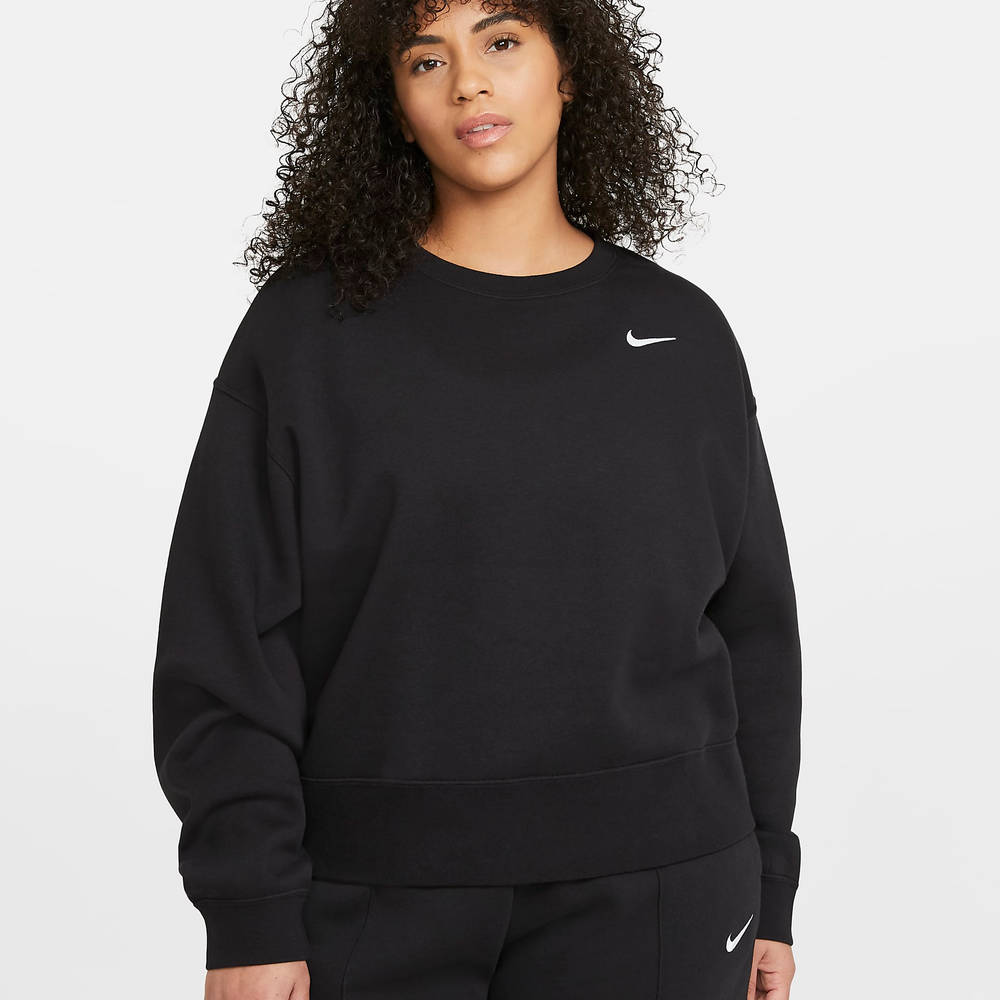Nike Sportswear Essential Crew Sweatshirt (Plus size) DD2911-010