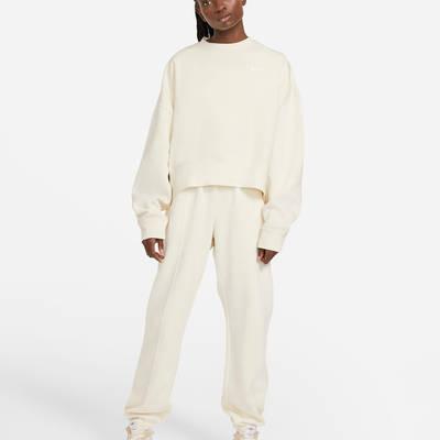 Nike Sportswear Essential Fleece Crew Sweatshirt CK0168-113 Full