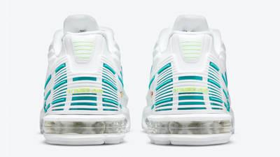 Nike TN Air Max Plus 3 Frosty Aqua Blue Back