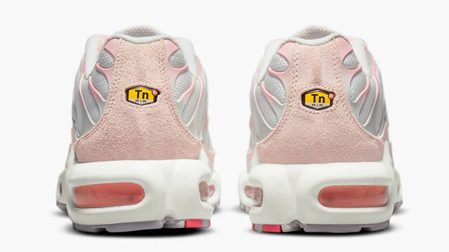 Nike TN Air Max Plus White Pink Back