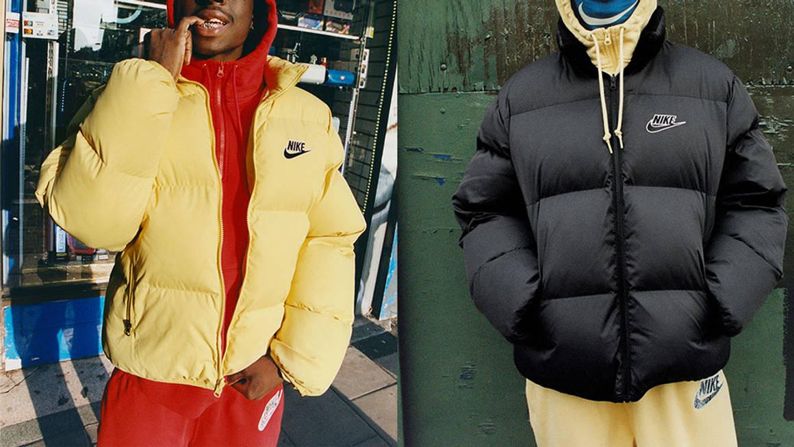 Supreme x Nike Spring Collection