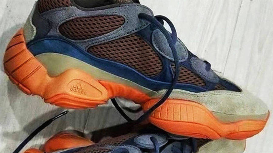 Yeezy 500 Enflame First Look