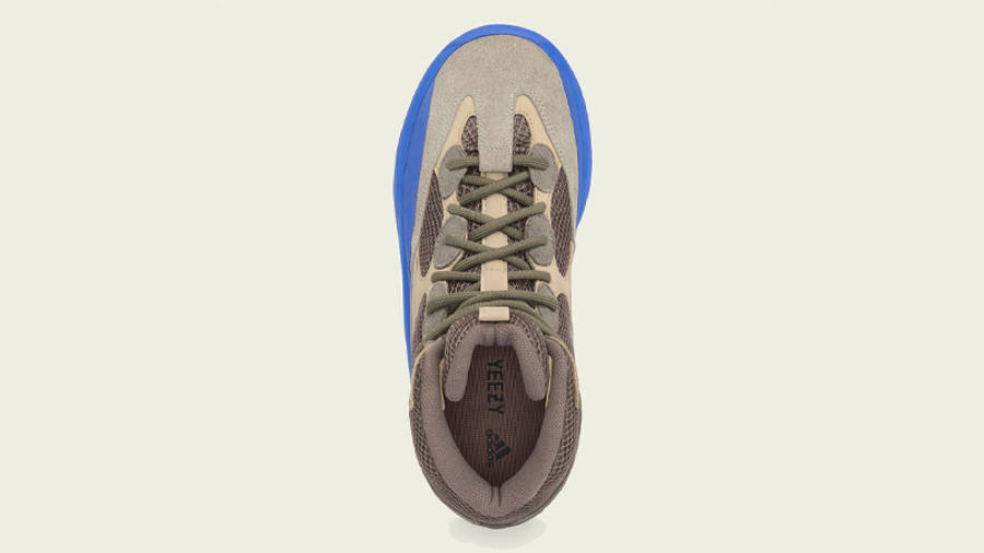Yeezy Desert Boot Taupe Blue Middle