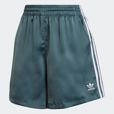 adidas Adicolor Classics Satin Shorts GN2775 Front