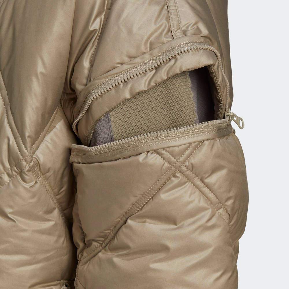 adidas by Stella McCartney Short Padded Jacket Detail2