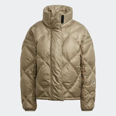 adidas by Stella McCartney Short Padded Jacket Front
