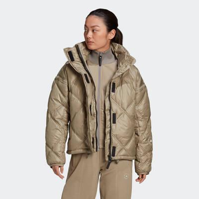 adidas by Stella McCartney Short Padded Jacket