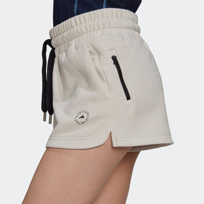 adidas by Stella McCartney Sweat Fleece Shorts GV3752 Side