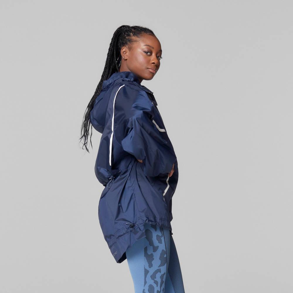 adidas by Stella McCartney True Pace Run WIND.RDY Jacket Side