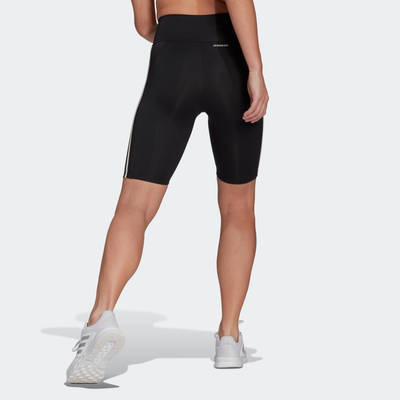 adidas Designed To Move High-Rise Short Sport Tights GL3971 Back