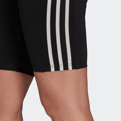 adidas Designed To Move High-Rise Short Sport Tights GL3971 Detail 2