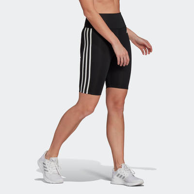 adidas Designed To Move High-Rise Short Sport Tights GL3971 Side