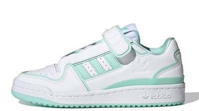 adidas Forum Plus White Clear Mint