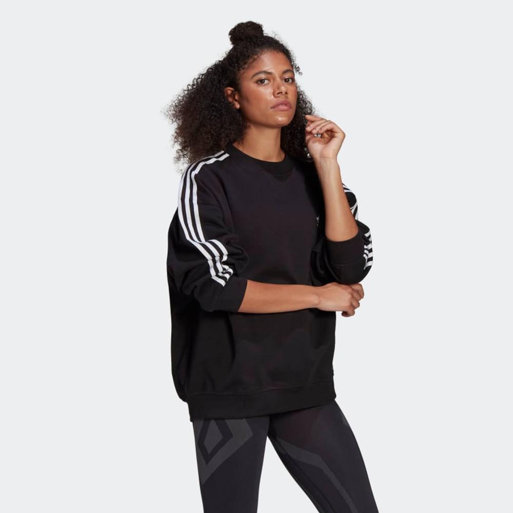 adidas Loungewear Adicolor Classics Oversize Sweatshirt GN2783 Side