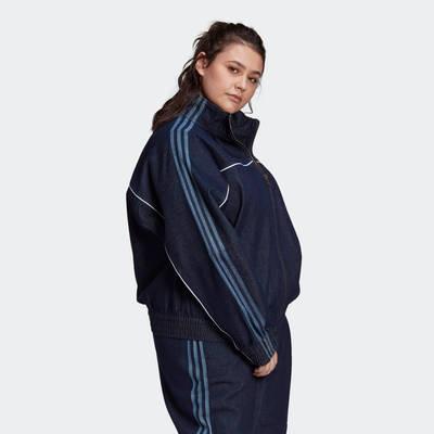 adidas Originals Japona Denim Track Top (Plus Size) Side