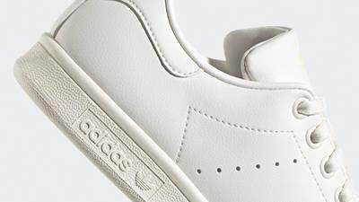 adidas Stan Smith Cloud White Closeup