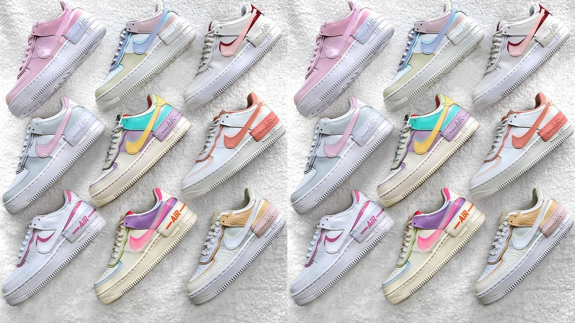 air force 1 shadow collection rebeccahyldahl