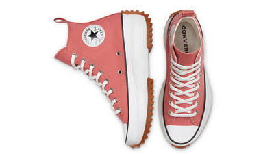 Converse Run Star Hike Colour High Terracotta Pink Middle