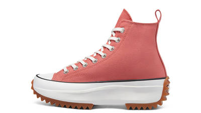 Converse Run Star Hike Colour High Terracotta Pink