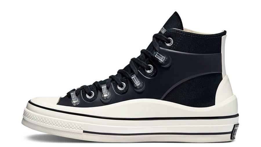 Kim Jones x Converse Chuck 70 High Black