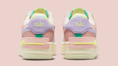 Nike Air Force 1 Shadow Cashmere Back