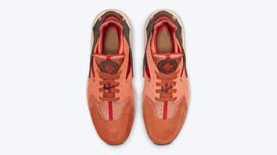 Nike Air Huarache Turf Orange Middle