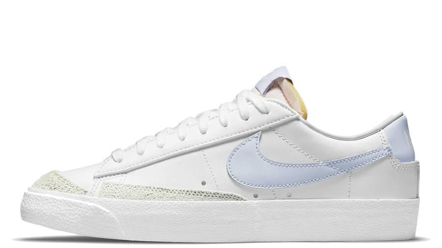 Nike Blazer Low 77 White Ghost