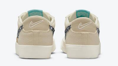 Nike Blazer Low Paisley Swoosh Back