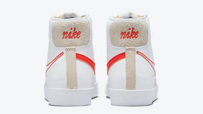 Nike Blazer Mid 77 First Use Back