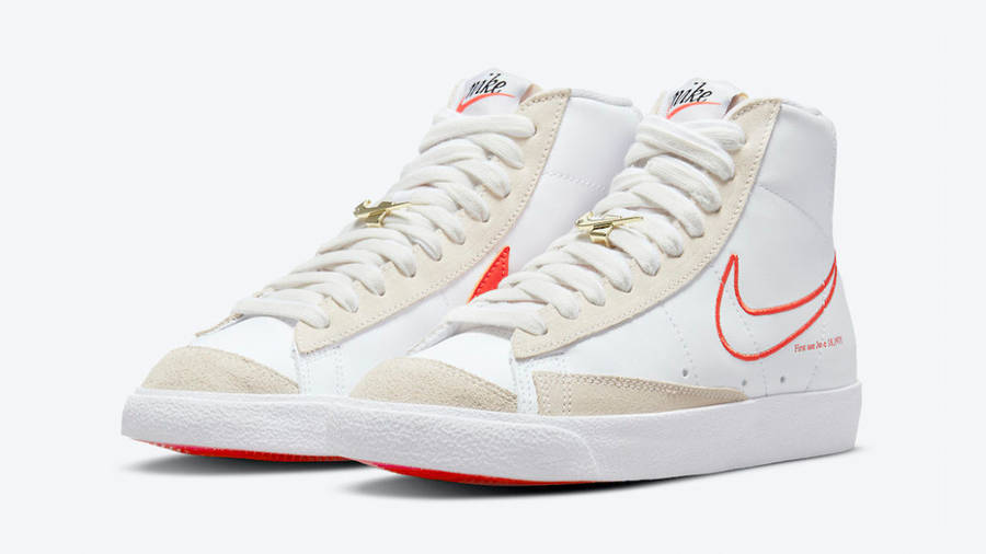 Nike Blazer Mid 77 First Use Front