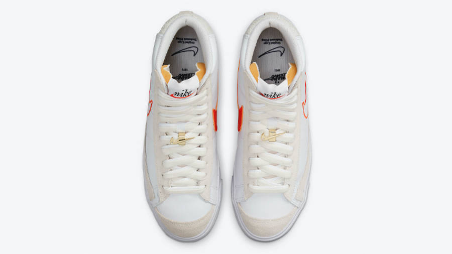 Nike Blazer Mid 77 First Use Middle