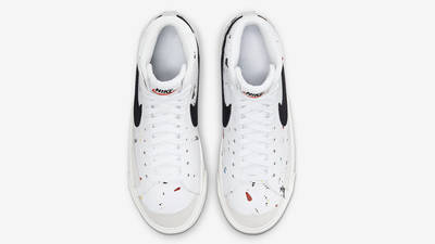 Nike Blazer Mid GS Paint Splatter Middle