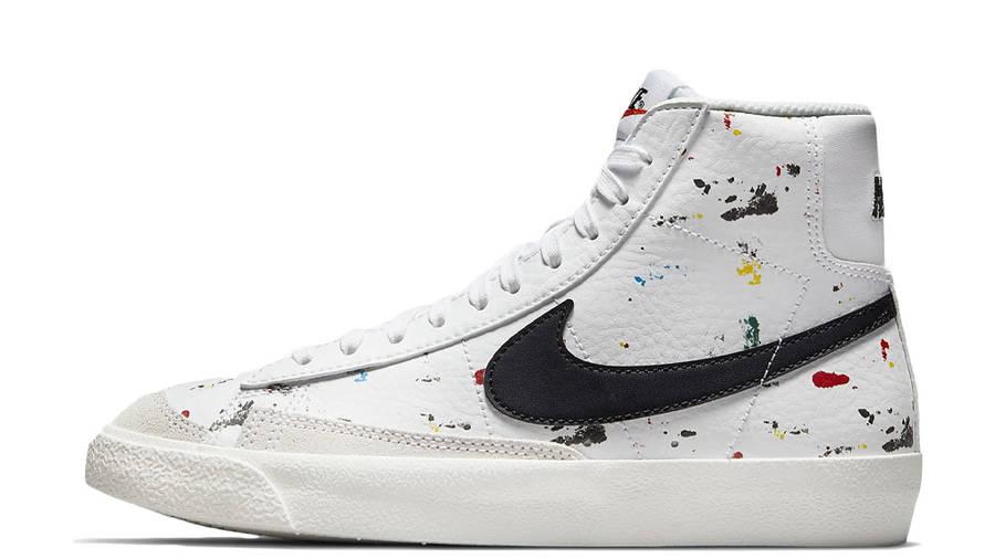 Nike Blazer Mid GS Paint Splatter