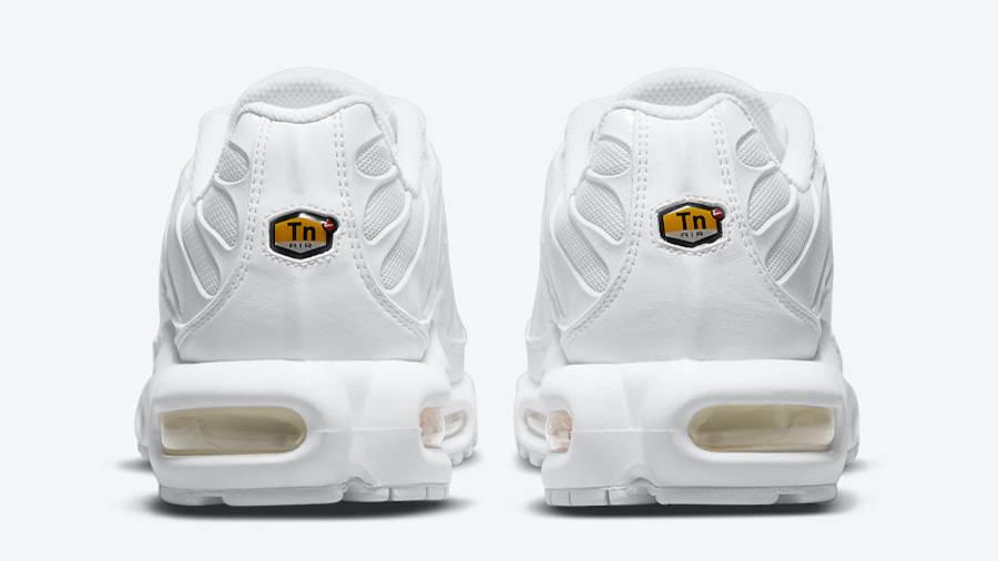 Nike TN Air Max Plus Triple White Back