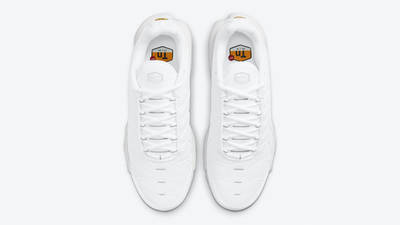 Nike TN Air Max Plus Triple White Middle