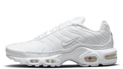Nike TN Air Max Plus Triple White