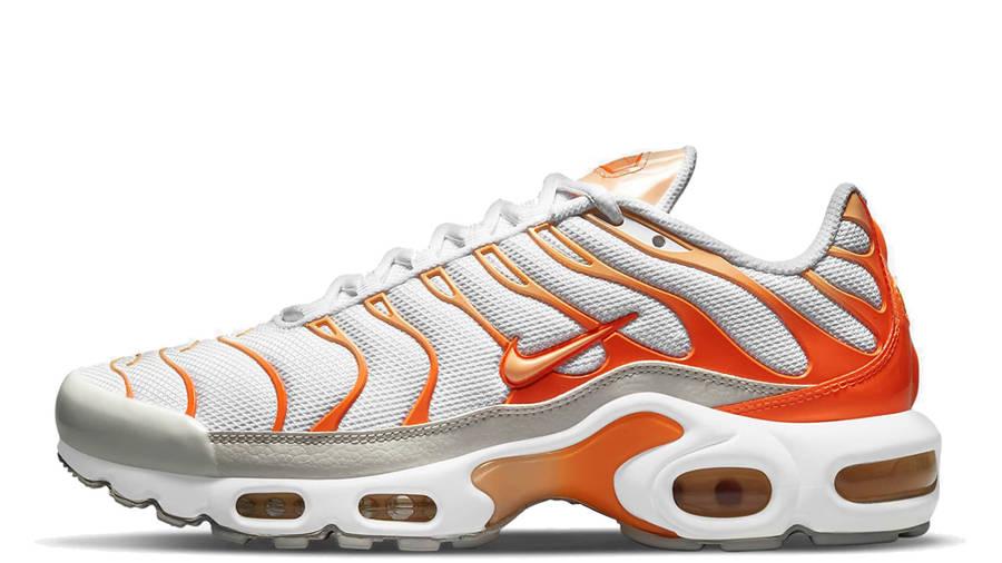 Nike TN Air Max Plus White Atomic Orange