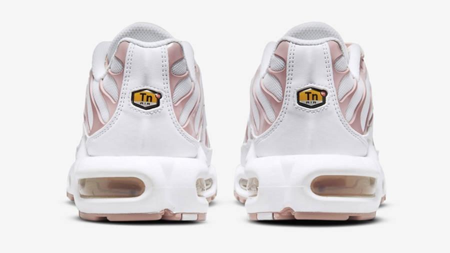 Nike TN Air Max Plus White Rose Back