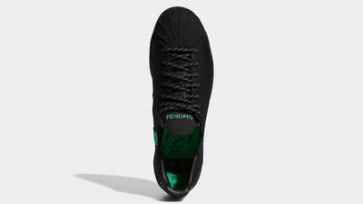 Pharrell x adidas Superstar Primeknit Core Black Middle