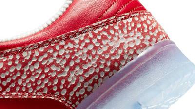 Stingwater x Nike SB Dunk Low Magic Mushroom Closeup