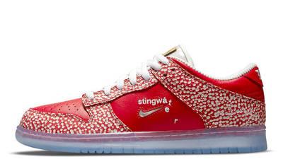 Stingwater x Nike SB Dunk Low Magic Mushroom