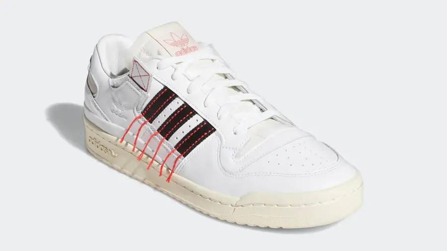 adidas shoes white kids