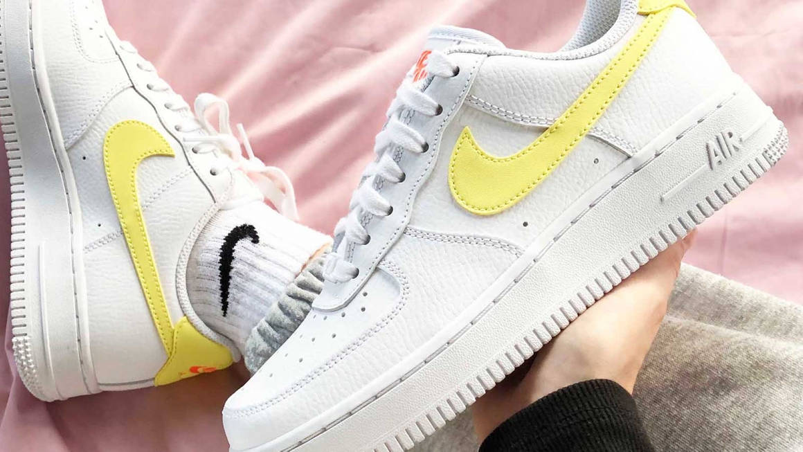 The Best Nike Air Force 1 Colourways Of All Time   woman nike air ...