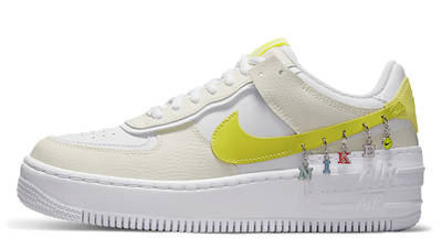 nike air force 1 shadow yellow dj5197 100 w400
