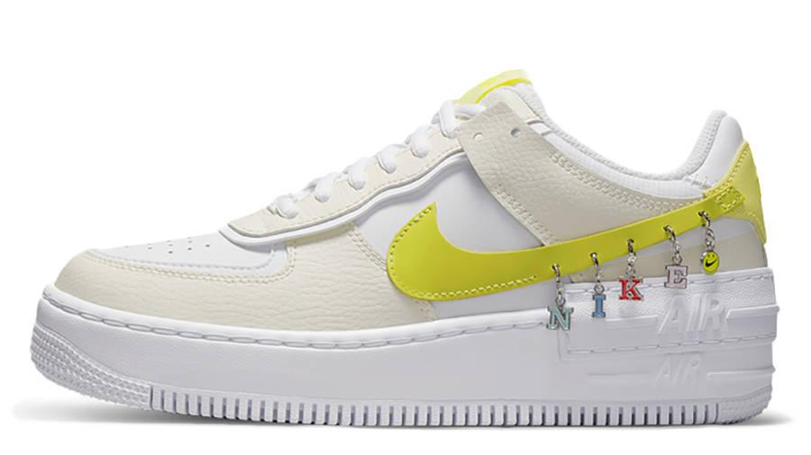 Nike Air Force 1 Shadow Yellow DJ5197-100