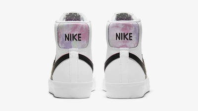 Nike Blazer Mid 77 Vintage GS Arctic Punch DD1847-101 Back