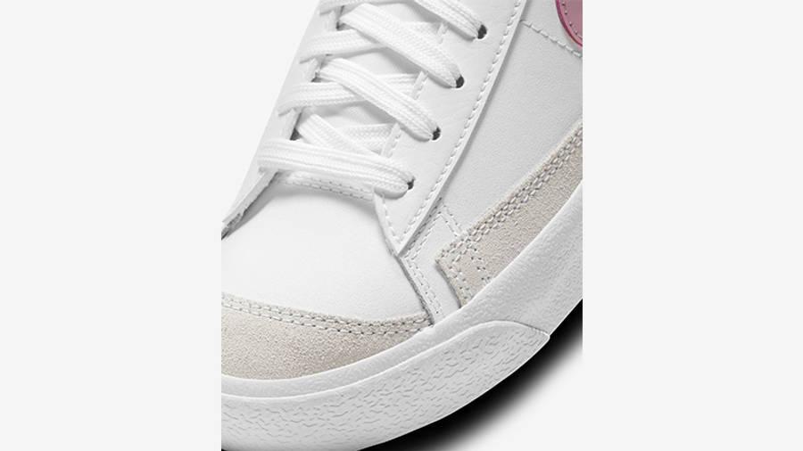 Nike Blazer Mid 77 Vintage GS Arctic Punch DD1847-101 Detail