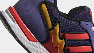 The Simpsons x adidas ZX 1000 Flaming Moes H05790 Detail 2