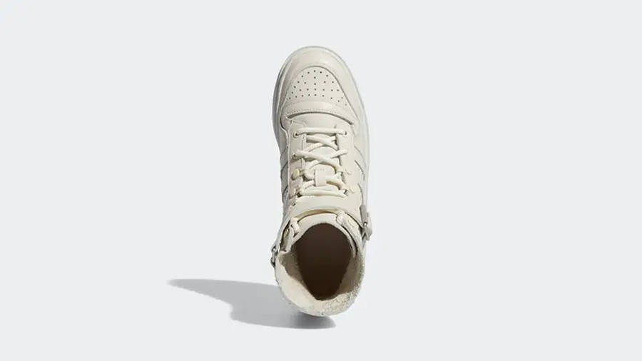 adidas Triple PlatForum Hi Off White S42803 Top
