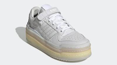 adidas Triple PlatForum Low Crystal White GZ8644 Side
